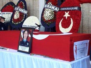 Edirne Nefise Polisi Uğurladı! Selimiye'den İlk Kez Kadın Şehit Kaldırıldı