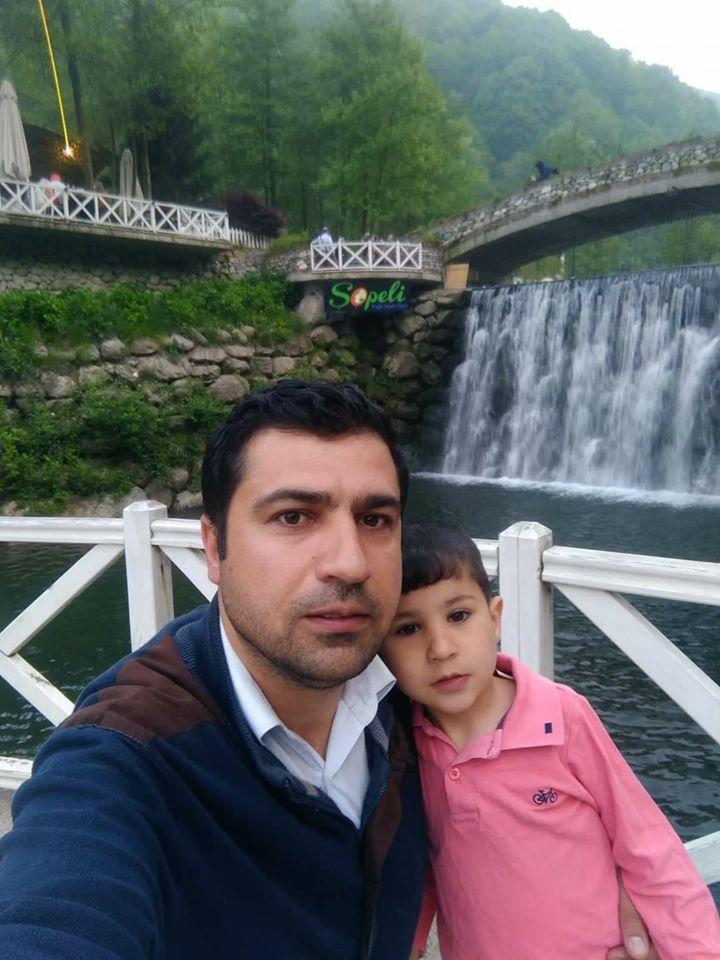 Budaklı Köyünden Abdurrahim Aka  ve Oğlu Berat Vefat Etti