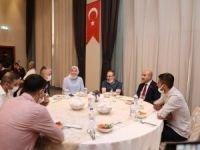 Vali Mahmut Demirtaş, Şehit Yakınları ve Gazilerle Bir Araya Geldi