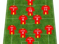 Galatasaray PSV maçı muhtemel 11'i