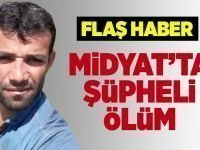 Midyat'ta Şüpheli Ölüm