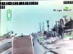 Nusaybin'de 9 Polisin Yaralanma Anı Görüntüleri